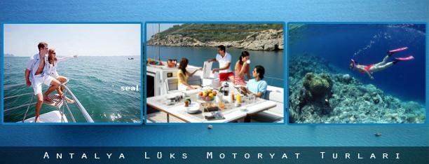 Antalya Yat Turlari